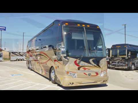 2015 Prevost H3 45 Olympia Coach Double Slide | Olympia Luxury