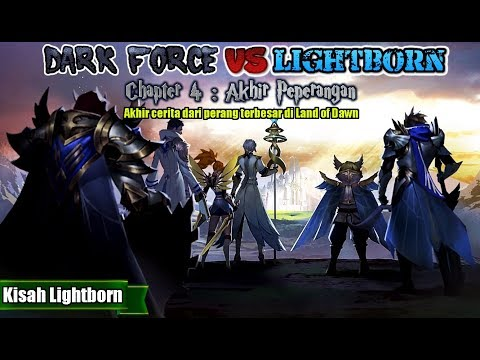KISAH PERTARUNGAN DARK FORCE VS SQUAD LIGHTBORN CHAPTER 4 : AKHIR PEPERANGAN !!.mp3