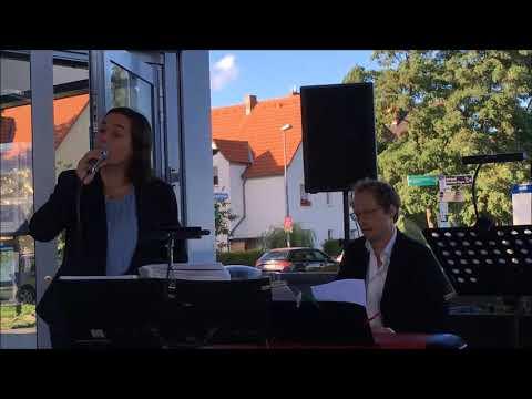 Andrea Höhne-Trio - Live in Bitterfeld (19.08.2017)