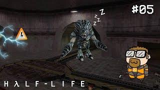 Half Life 1 #05 GARGANTUA IS OFFLINE