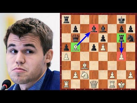 ЦЕННЫЙ УРОК для Магнуса Карлсена! Шахматы