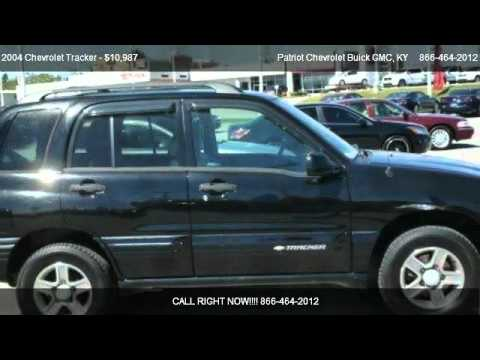 2004 Chevrolet Tracker LT   For Sale In Hopkinsville, KY 42240. Patriot  Chevrolet