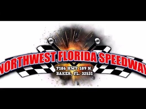 Northwest Florida Speedway Friday Night 4/22/16
