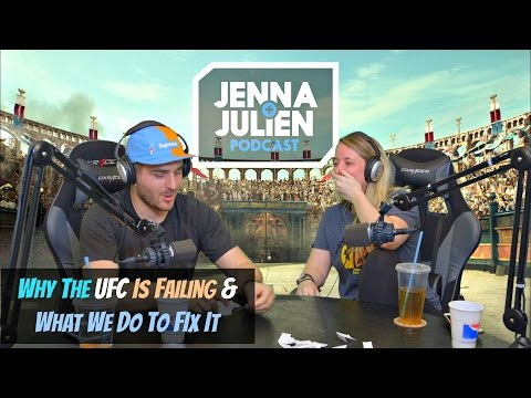 Podcast #132 - Why The UFC Is Failing & What We Do To Fix It