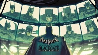 Batman Arkham Origins Blackgate -- Deluxe Edition Trailer