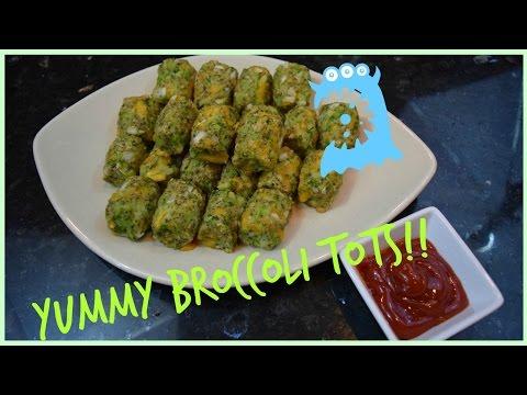 Broccoli Tots Recipe!!