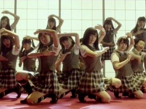 黒髪命、清純はいつだって一生懸命。大阪なんば NMB48デビュー曲。 NMB48 1stシングル「絶滅黒髪少女」MV(FULL ver.)を期間限定配信。 (NMB48 Team N)...