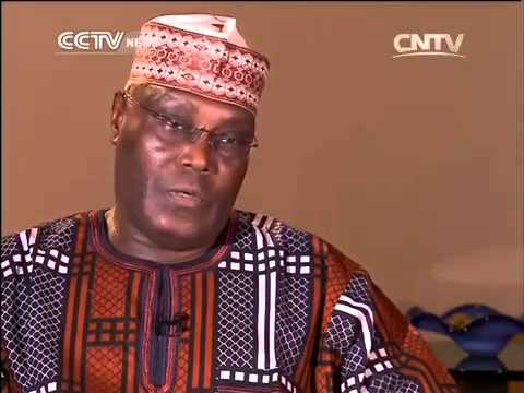 FACES OF AFRICA ___Atiku's School of Thought
