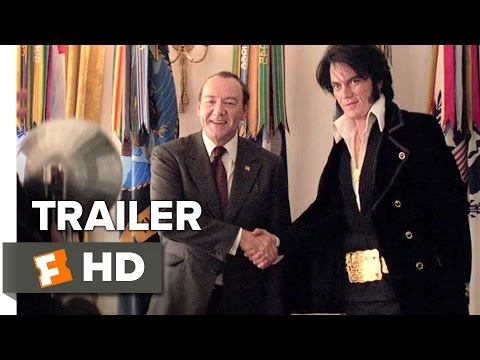 Elvis & Nixon Official Trailer #1 (2016) - Michael Shannon, Kevin Spacey Movie HD fragman