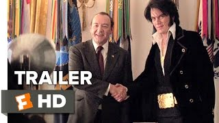 elvis nixon official trailer 1 2016 michael shannon kevin spacey movie hd