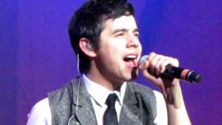 David Archuleta - Climb every mountain - slc (MVI 0195)