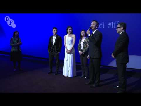 Donnie Yen, Teddy Chan and Michelle Bai on Kung Fu Jungle | BFI #LFF