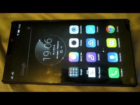 Прошивка Lenovo Vibe Z2 Pro с китайской версии Android (CN) на международную версию (ROW)