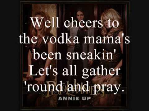 Pistol Annies - Hush Hush [Lyrics On Screen]