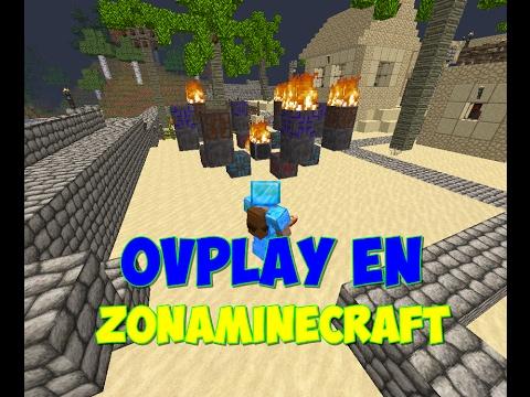 OvPlay en ZonaMinecraft #34 - Invocacion de la espada sangrienta