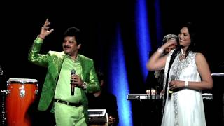 Cover images Kuch Kuch Hota Hai live in concert Las Vegas 2014 with Udit Narayan and Dipti Shah
