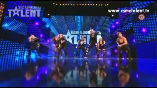 Out of Bounds | Česko Slovensko má talent