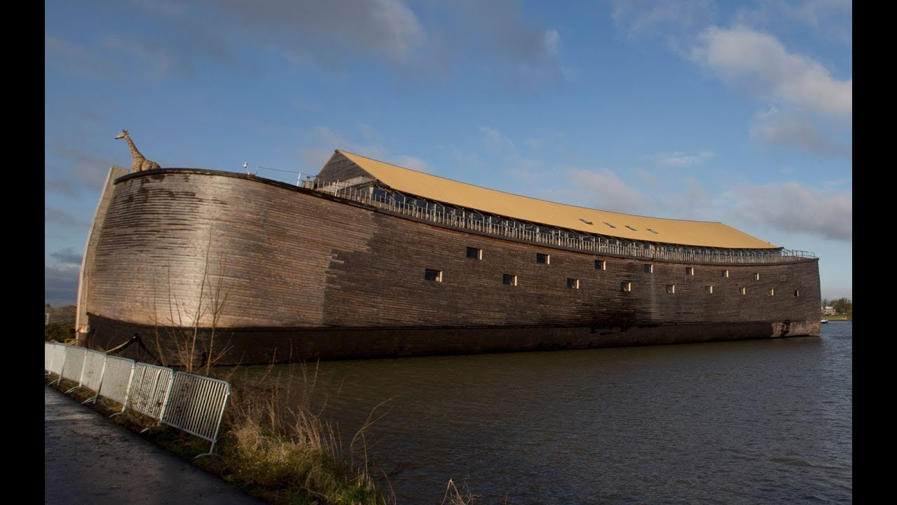 Mercedes Inspired Completed Real Life size Noah's Ark **NEW ...