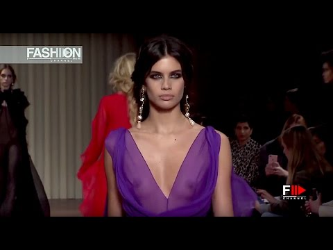 ALBERTA FERRETTI Milan Fashion Week Womenswear Fall Winter 2017 2018 - Fashion Channel
