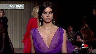 ALBERTA FERRETTI Milan Fashion Week Fall Winter 2017 2018   Fashion Channel