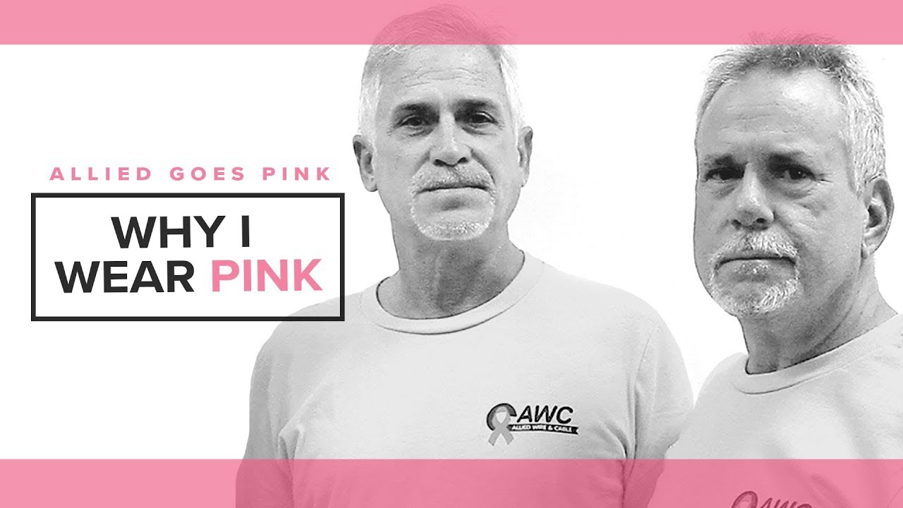 Allied Wire & Cable Team Members Wear Pink for Breast Cancer ...