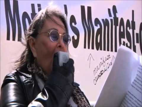 Roseanne Barr 2012  1 Million American Bitches