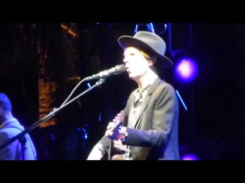 Beck - (Rebellion (Lies) (Arcade Fire) / Blue Moon (Coachella Festival, Indio CA 4/20/14)