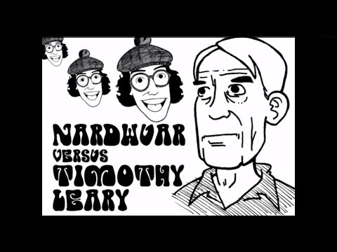 Nardwuar vs Timothy Leary