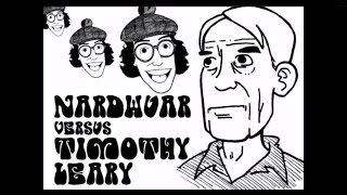 Nardwuar vs. Timothy Leary