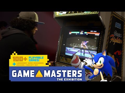 Exploring The Game Masters Exhibit at the Franklin Institute | RGT 85