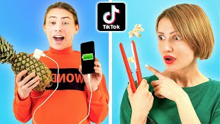 WE TESTED 12 VIRAL TIKTOK LIFE HACKS TO SEE IF THEY WORK