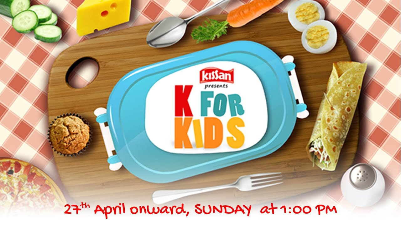 K for Kids Promo - YouTube