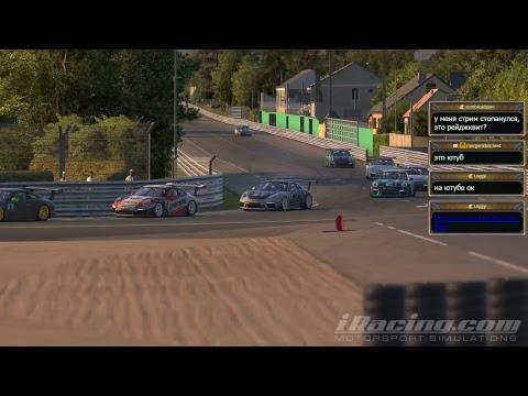 iRacing Porsche 911 GT3 Cup (991) at Circuit des 24 Heures du Mans - 24 Heures du Mans