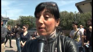 Napoli - Università, i test di medicina a Fuorigrotta -2- (08.04.14)