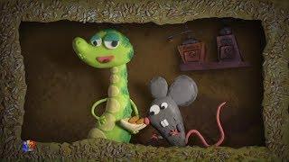 Терем мухи | Русская сказка | мультфильмы для детей | нравственное обучение | Fly's House