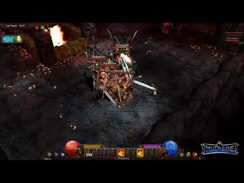 MU Online - Configurando O MU Helper Para Dark Lord