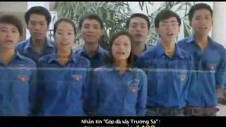 Video | Hàng trăm người cùng hát về Nơi Đảo Xa Nhạc sỹ Thế Song MP4 | Hang tram nguoi cung hat ve Noi Dao Xa Nhac sy The Song MP4
