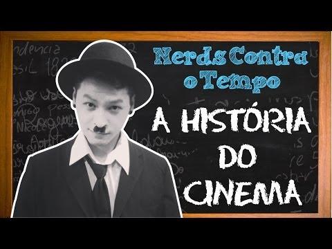 A incrível história do CINEMA  Nerds Contra o Tempo S02E01
