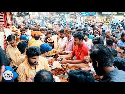 IFTAR Food Market at Delhi College, Karachi | Street Food of Pakistan | Ramzan Special