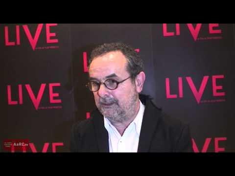 """Vlad Paunescu despre """"Live"""""""