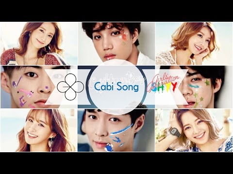 How Would SNSD's SHYY ft. EXO 엑소 Dance Line (XLKS) Sing: SNSD - Cabi Song (ft. 2PM)