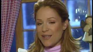 Michelle - In der Weihnachtsbäckerei 2002