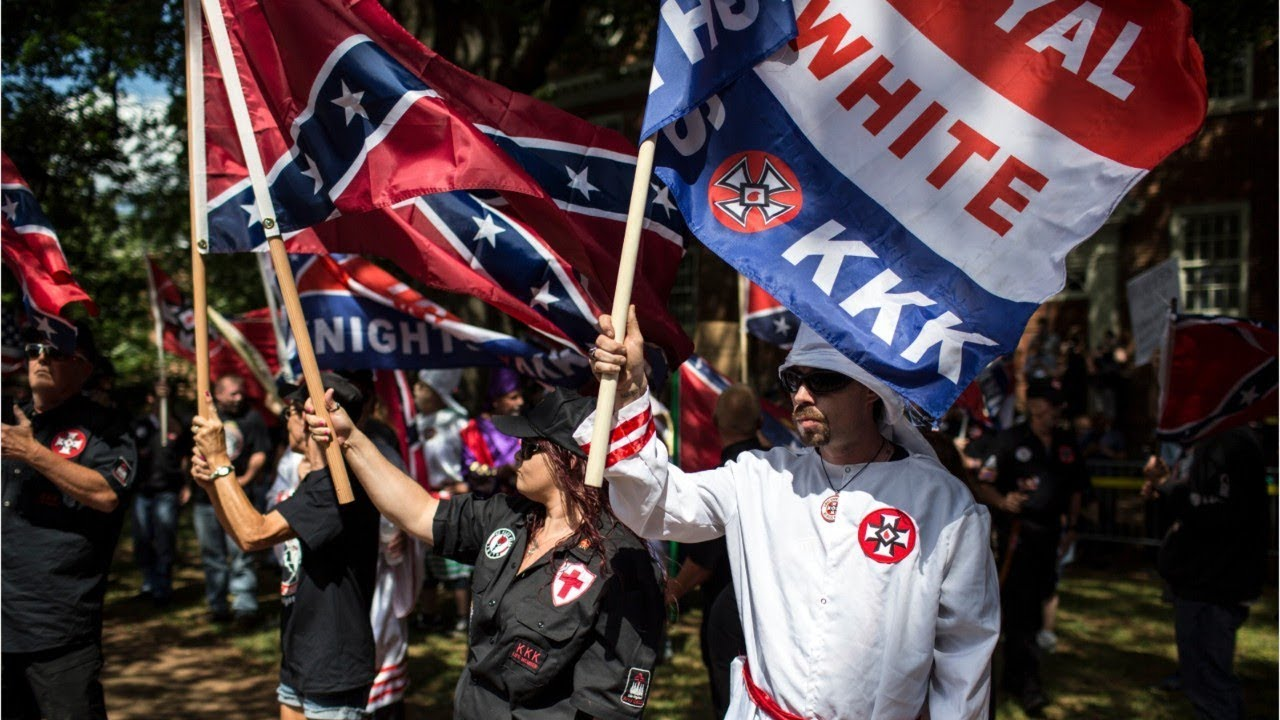 The Public is Furious Over President Trump's Refusal to Call Out White Supremacy
