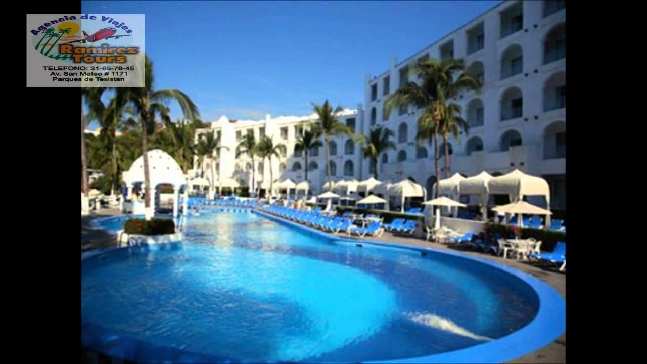 Hotel tesoro manzanillo youtube - Hotel las gaunas en logrono ...