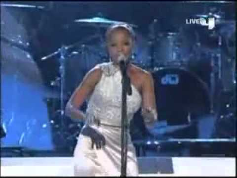 Mary J. Blige - be without you - LIVE@ Grammy´s 2007