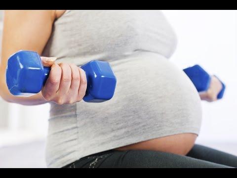 Фитнес для беременных. Гимнастика, йога, аквааэробика