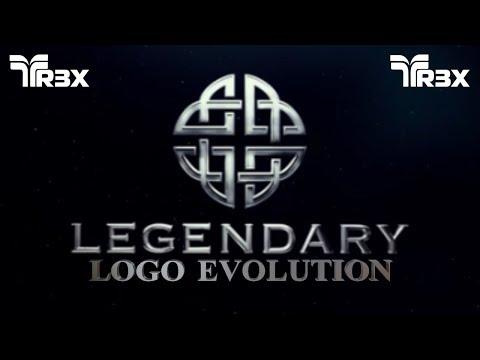 Legendary Pictures Logo Evolution