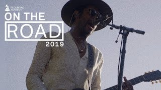 Gary Clark Jr. On The Evolution Of Blues, Touring & New Album 'This Land'  On The Road In L.A.