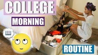 One of Jayla Koriyan's most viewed videos: COLLEGE MORNING ROUTINE 2016
