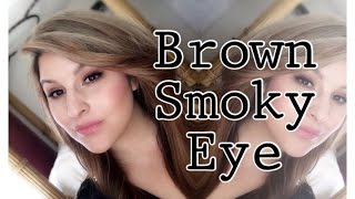 Brown Smoky Eye Thumbnail